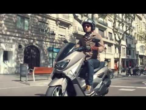 Yamaha NMAX Tanıtım Videosu