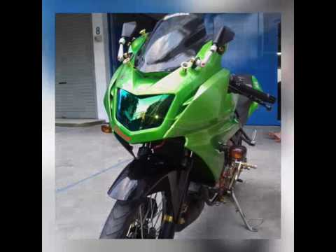 Video Modifikasi ninja rr