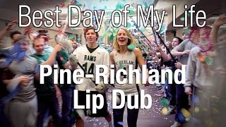 Pine-Richland High School Lip Dub   Best Day of my Life