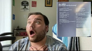 Taylor Swift - The Lakes | REACTION