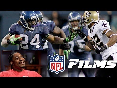 The Beast Quake with Marshawn Lynch | NFL Films Presents | NFL Films