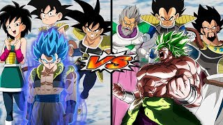 Download DRAGON BALL SUPER BROLY PELICULA GAMEPLAY | DRAGON