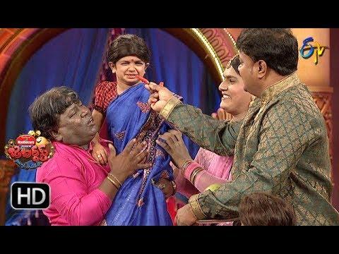 Bullet Bhaskar, Sunami SudhakarPerformance | Jabardasth | 29th November 2018 | ETV  Telugu