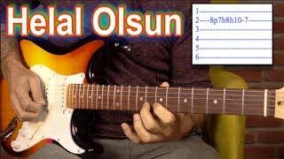 DUMAN Helal Olsun Gitar Dersi