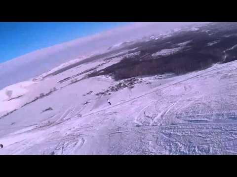 Видео: Видео горнолыжного курорта Долина Кувандык в Оренбургская область