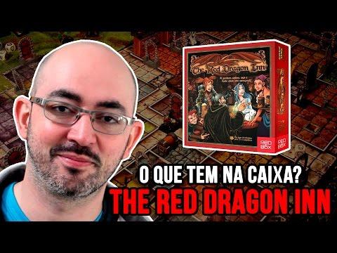 The Red Dragon Inn - Unboxing | O Que Tem Na Caixa? #01 [EN/PT-BR sub]