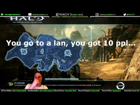 Guy Can't Stop Laughing At How Buggy The Remastered Halo Games Are