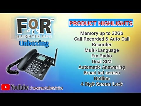 GSM Phone - Global System for Mobile Communication Phone