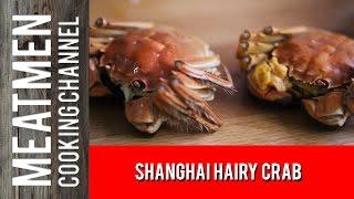 大闸蟹 Shanghai Hairy Crab