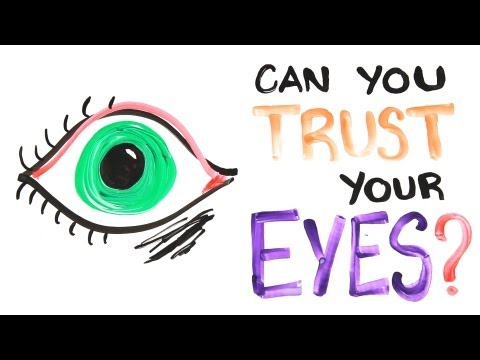 Věříte vlastním očím?