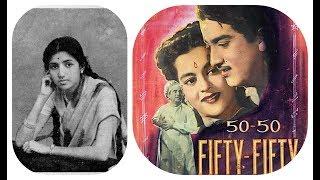 Chal Diya Dil Mera Tod Ke Lata Mangeshkar Movie Fifty Fifty Music Madan Mohan