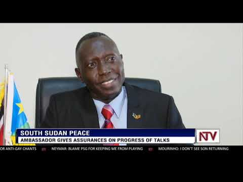 S.Sudan president's 10-state move is in interest of peace, says, envoy