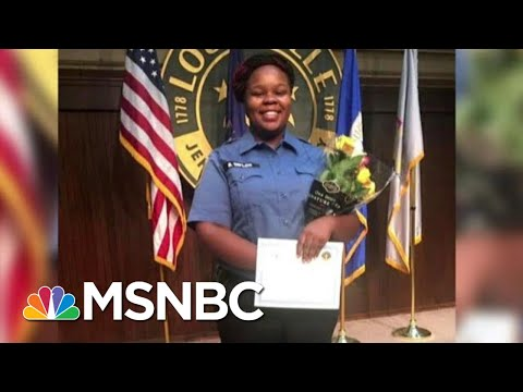Why No Charges In Breonna Taylor's Killing After Five Months? | The Beat With Ari Melber | MSNBC