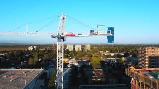 The Paramount – Structural Concrete Milestone
