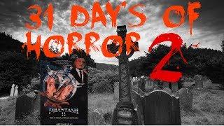 31 Days Of Horror 2 | Day 28: Phantasm II (1988)