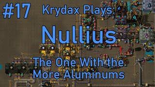 Factorio Nullius #17 - I Sawed This Ground in Half!