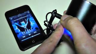 Kaidaer KD-MN01 Portable Speaker Unboxing & Review