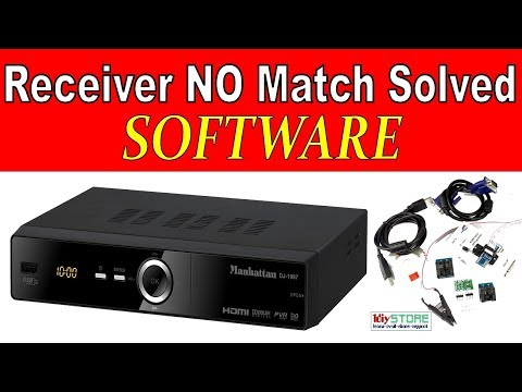 Neoset i5000 Powervu Software 2018 With Usb |NO MATCH FILE