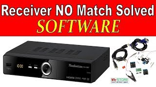HOW TO SOLOVE NO MATCH FILE ERROR MULTI MEDIA RECEIVERS