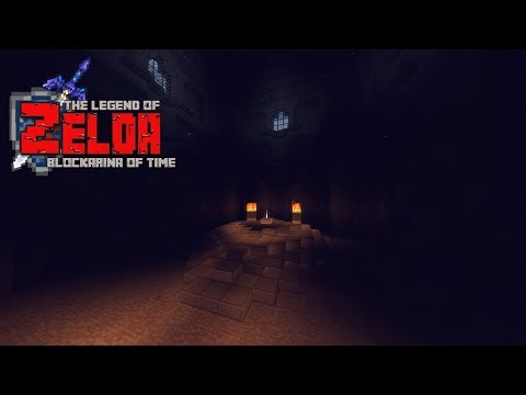The Legend of Zelda: Blockarina of Time [FINAL UPDATE] Minecraft Project