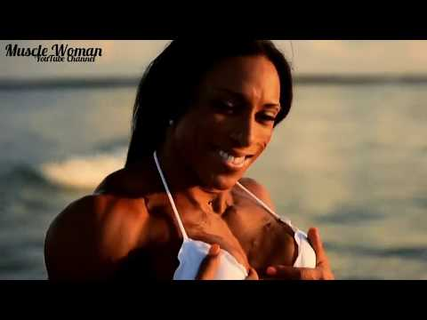 Female abs | Muscle Woman | Fitness Model | Sports Motivation