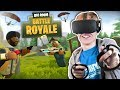 Battle Royale In Virtual Reality Rec Room: Fortnite Vr