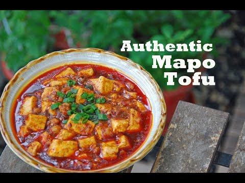 How to Make Authentic Chinese Mapo Tofu