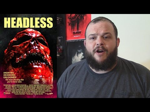Headless (2015) movie review horror slasher