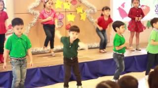 Damien's CCLC Christmas Program
