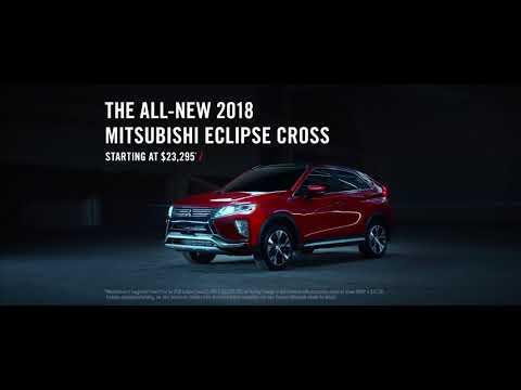Mitsubishi  Eclipse Cross Кроссовер класса J - рекламное видео 2