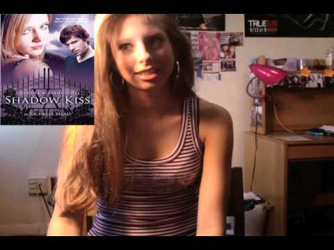 SHADOW KISS VAMPIRE ACADEMY BY RICHELLE MEAD: booktalk with XTINEMAY (ep 14)