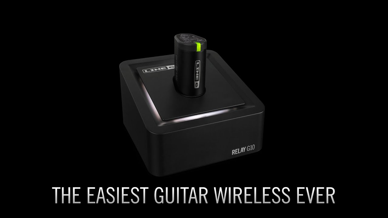Xvive Wireless Guitar System Video