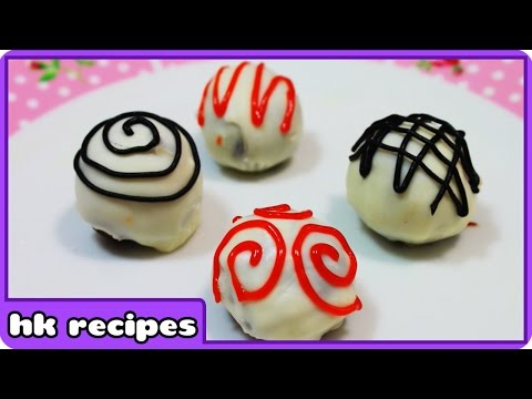 Cranberry Orange Truffle Recipe | DIY Quick and Easy Recipes : Fun Food for Kids