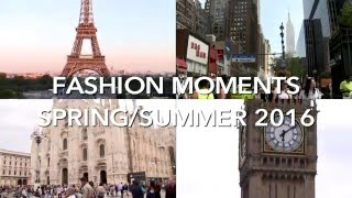 Videofashion's Top 10 Fashion Moments From Spring/Summer 2016