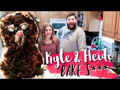 groundhog day cake | TAKE 2