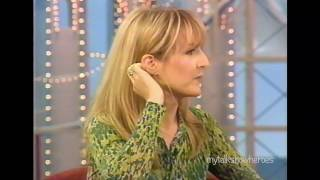 DONNA LEWIS CHATS WITH ROSIE
