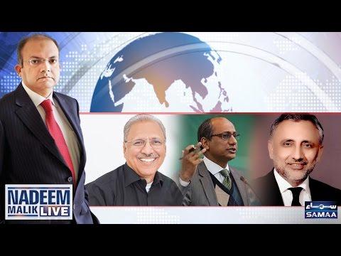 JIT Ne Kaam Ka Aghaz Kardiya | Nadeem Malik Live | SAMAA TV | 08 May 2017