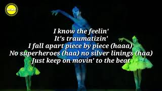 Dance-lovely (ft.Mia pfirrman) lyrics