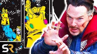 Marvel Theory: Did Doctor Strange Actually SURVIVE Thanos's Finger Snap?