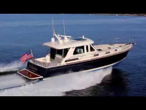 Sabre 48 Salon Express video