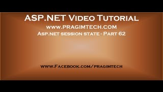Asp.net session state   Part 62