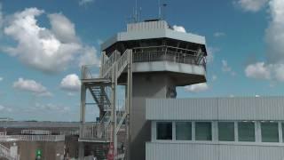 preview picture of video 'Eidersperrwerk und Hafen Büsum 2010'