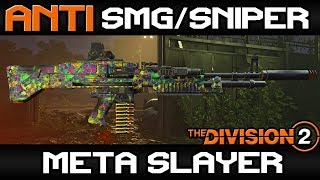 Eroktic's LMG BUILD is the NEW PvP and PvE META - Division 2 GUIDE