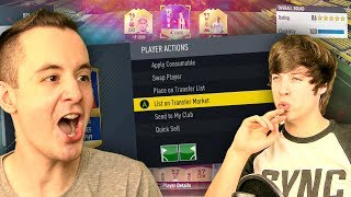 I JUST HAD TO DO IT - FIFA 17 TOTS PACK OPENING