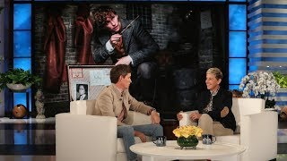 'Fantastic Beasts' Star and New Dad Eddie Redmayne Could Use a Sleeping Spell