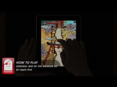 samurai way of the warrior ipad review