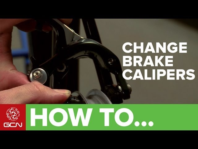 how to change brake pads on bike gcn