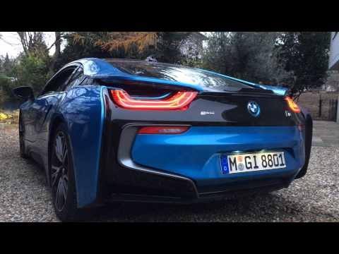 Soundcheck BMW i8