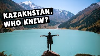 24 HOURS IN KAZAKHSTAN! Almaty Travel Vlog