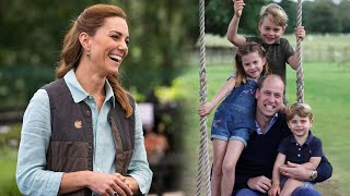 Kate Middleton Shares THE CUTEST Photos Of Prince William With Their Kids For His Birthday